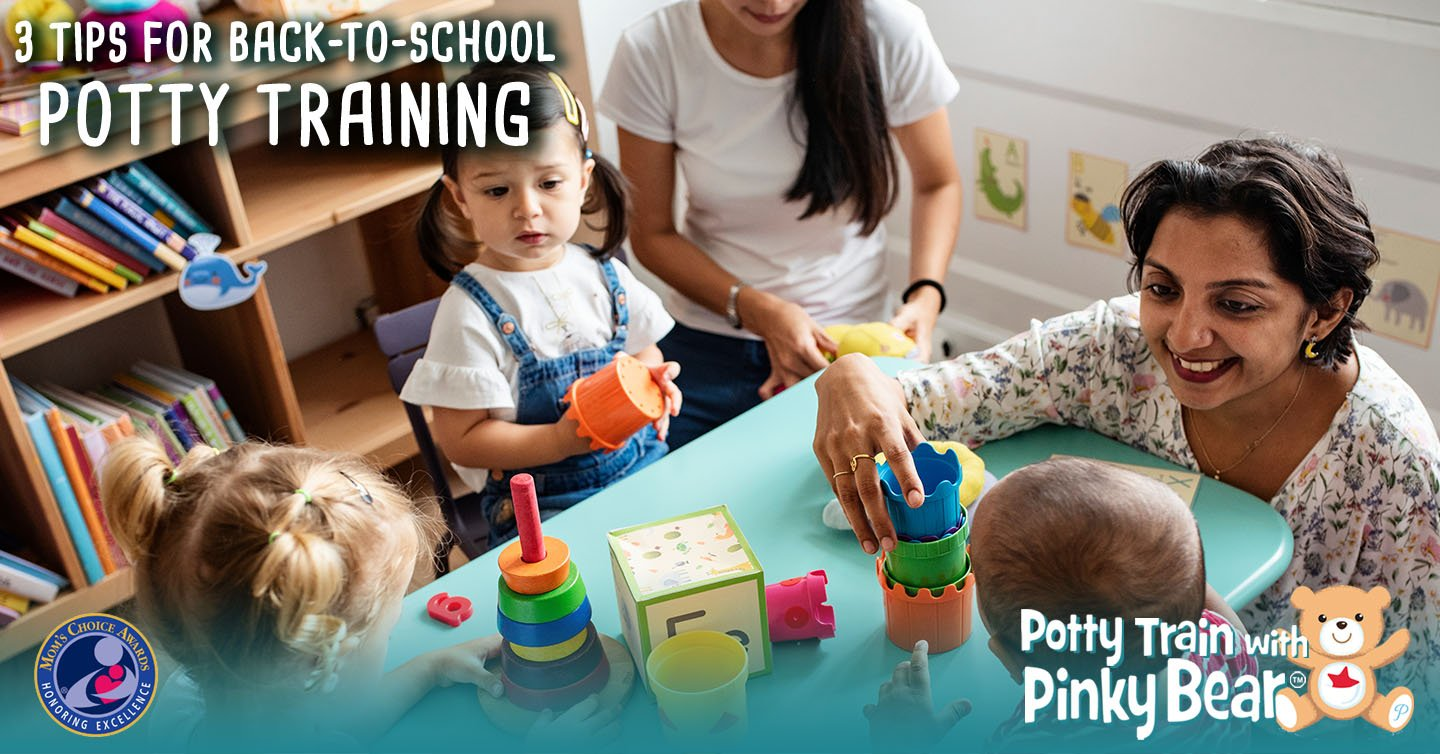 Back-to-School Potty Training
